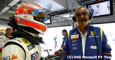 FIA、ルノーに執行猶予つき2年間の出場禁止処分 thumbnail