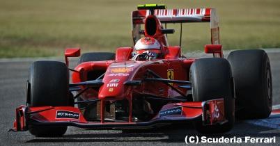 フェラーリ、来季ドライバーを間もなく決定 thumbnail