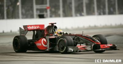 2009年シンガポールGP予選の詳細レポート thumbnail