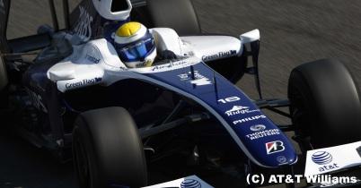 2009年シンガポールGP2日目(ウィリアムズ) thumbnail