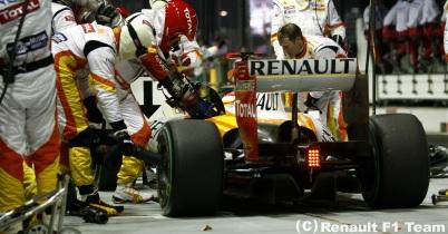 2009年シンガポールGP決勝(ルノー) thumbnail