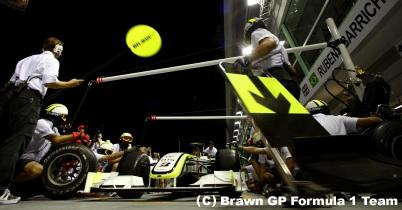 2009年シンガポールGP決勝(ブラウンGP) thumbnail