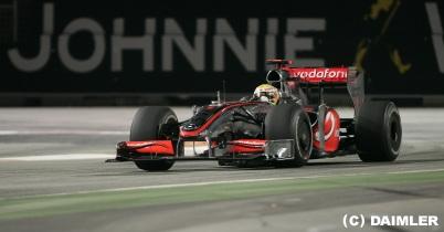 2009年シンガポールGP決勝(マクラーレン) thumbnail