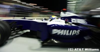 2009年シンガポールGP決勝(ウィリアムズ) thumbnail