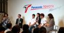 トヨタ、日本GP直前イベントにドライバーが登場 thumbnail