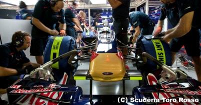 トロ・ロッソ、来季もドライバーは変更なし? thumbnail