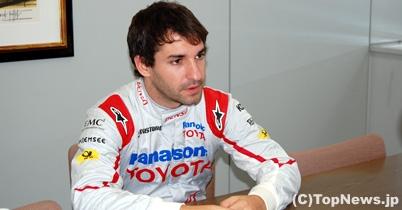 2009年日本GP直前、グロック独占インタビュー thumbnail