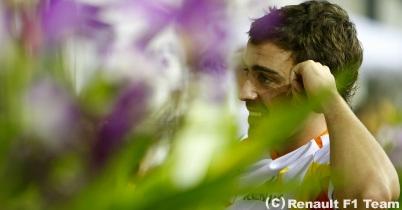 フェラーリ、アロンソ移籍費用のうわさを否定 thumbnail