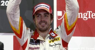 アロンソ、「フェラーリでキャリアを終えたい」 thumbnail
