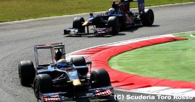 2009年日本GP1日目(トロ・ロッソ) thumbnail