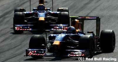 2009年日本GP1日目(レッドブル) thumbnail