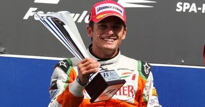F1日本GPのみどころ。 ? 夢をつかんだフィジケラ ? thumbnail
