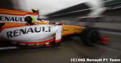 2009年日本GP2日目(ルノー) thumbnail