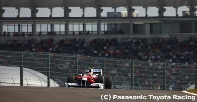 2009年日本GP2日目(トヨタ) thumbnail