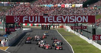 【更新版】2009年日本GP暫定グリッド順と車重 thumbnail