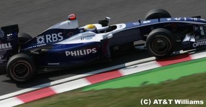 ウィリアムズ、BMWザウバーのスポンサーに注目 thumbnail