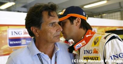 ピケJr.の2010年F1復帰は困難だと父 thumbnail