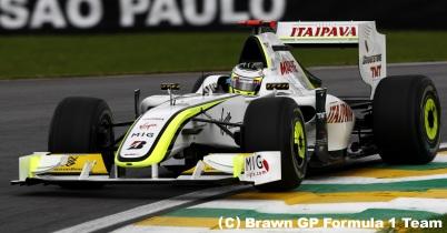 2009年ブラジルGPレースレポート thumbnail