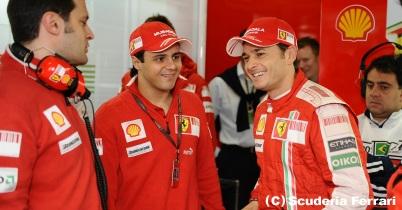フェラーリ、代役ドライバーを擁護 thumbnail