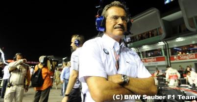 タイセン、BMW撤退後もチームに残留? thumbnail