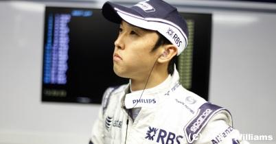 2009年アブダビGP1日目(中嶋一貴) thumbnail