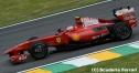 2009年型車の改良は無理だったとフェラーリ thumbnail