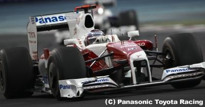 トヨタ、2010年F1マシンの設計売却にノーコメント thumbnail