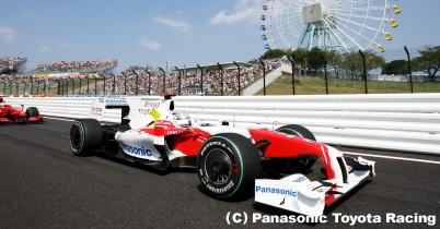 トヨタ、F1マシンの設計売却を拒否? thumbnail