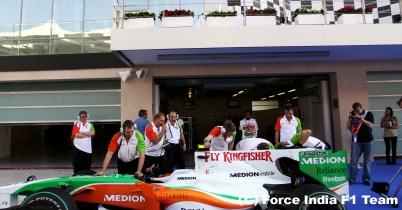 チャンドック、F1テストを逃すも失望はなし thumbnail