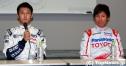 可夢偉と中嶋が出席、イベント後の会見 thumbnail