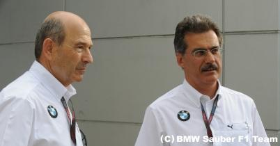 BMW、ペーター・ザウバーへのチーム売却を発表 thumbnail