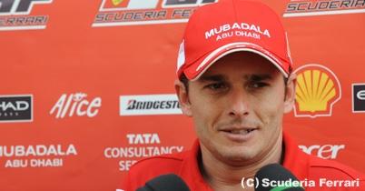フィジケラ、「確実にフェラーリの3番目のドライバー」 thumbnail