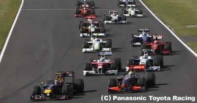 FIA、2010年のカレンダーを発表 thumbnail