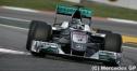 メルセデスGP、ドイツで新車発表か thumbnail