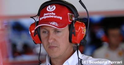 シューマッハは3台目のフェラーリに乗るはずだった thumbnail