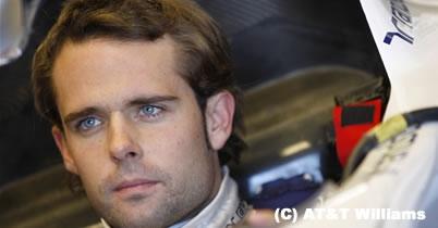 アンディ・ソウセック、ウィリアムズのテストドライバーの可能性も thumbnail